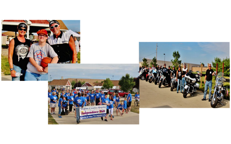 3 different pictures of the 1st annual poker run for the 2nd annual poker run tickets page