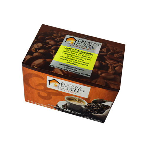 creative living decaf c cups to use in a keurig