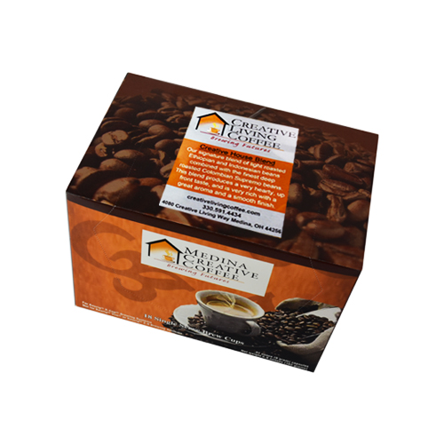 picture of the creative living house blend c cups for a keurig flavor creative house cups coffee shop