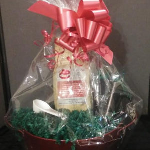 coffee delight gift basket