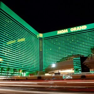 picture of mgm grand in las vegas