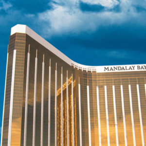 picture of mandalay bay in las vegas