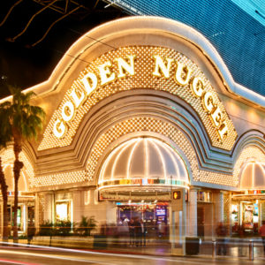 picture of golden nugget in las vegas
