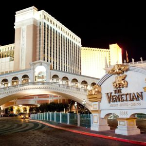picture of the Venetian in las vegas
